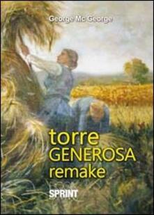 Torre generosa remake - George George Mc - copertina
