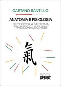 Anatomia e fisiologia secondo la medicina tradizionale cinese