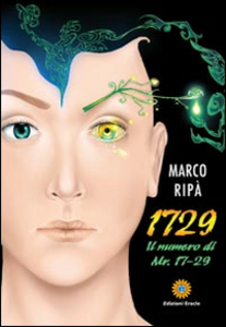 Libro 1729 il numero di Mr. 17-29 Marco Ripà