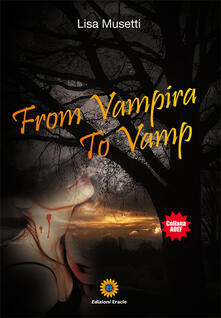 From vampira to vamp - Lisa Musetti - copertina