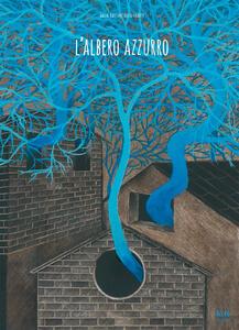 L' albero azzurro