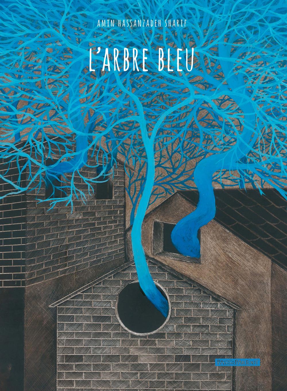 L' arbre bleu