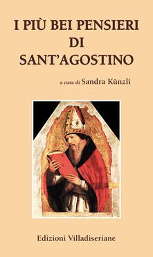 Fondazionesergioperlamusica.it I più bei pensieri di sant'Agostino Image