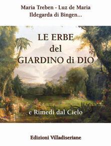 Le erbe del giardino di Dio e rimedi dal cielo.pdf