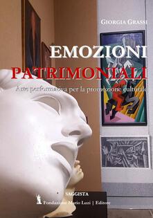 Grandtoureventi.it Emozioni patrimoniali. Arte performativa per la promozione culturale Image