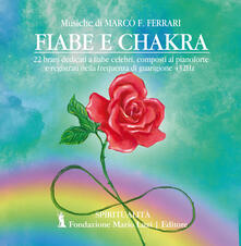 Grandtoureventi.it Fiabe e chakra. CD-Audio Image