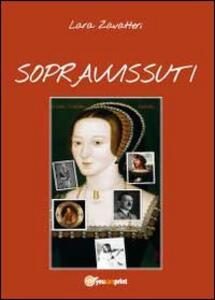 Sopravvissuti - Lara Zavatteri - copertina