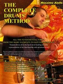 Thecomplete drums' method