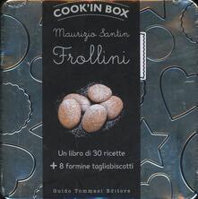 Antondemarirreguera.es Frollini. Cook'in box. Con gadget Image