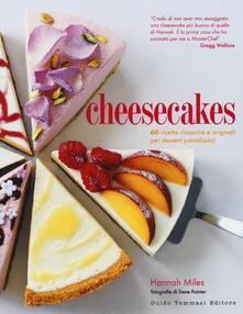 Cheesecakes. 60 ricette classiche e originali per dessert paradisiaci.pdf