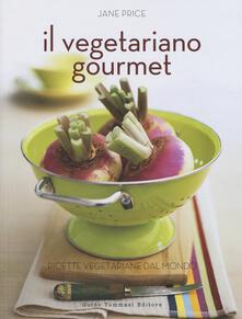 Il vegetariano gourmet - Jane Price - copertina