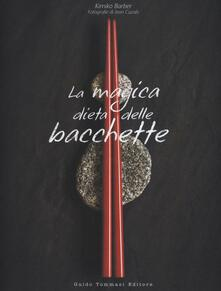 Antondemarirreguera.es La magica dieta delle bacchette. Ricette d'ispirazione giapponese per dimagrire facilmente Image