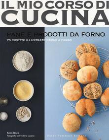 Camfeed.it Pane e prodotti da forno. 75 ricette illustrate passo a passo Image