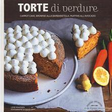 Equilibrifestival.it Torte di verdure. Carrot cake, broronie alla barbabietola, muffins all'avocato... Image
