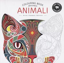 Associazionelabirinto.it Animali. Colouring book antistress Image
