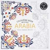 Libro Arabia. Colouring book antistress