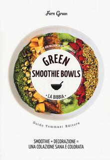Antondemarirreguera.es Green smoothie bowls. La bibbia Image