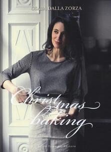 Christmas Baking - Csaba Dalla Zorza - copertina