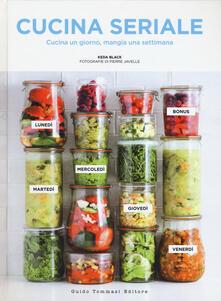 Voluntariadobaleares2014.es Cucina seriale. Cucina un giorno, mangia una settimana Image