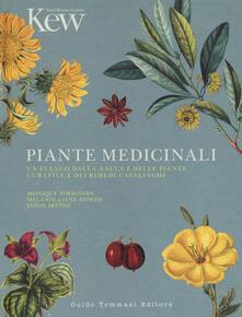 Vitalitart.it Piante medicinali. Un elenco dalla A alla Z delle piante curative e dei rimedi casalinghi Image