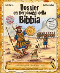 Dossier dei personaggi della Bibbia