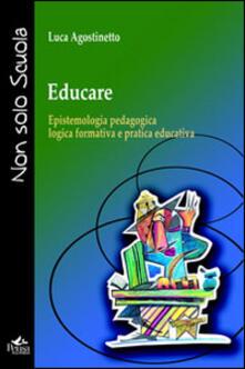 Tegliowinterrun.it Educare. Epistemologia pedagogica, logica formativa e pratica educativa Image