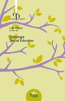 Ontologia special education - copertina