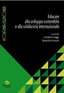 Educare allo sviluppo sostenibile e alla solidarietà internazionale