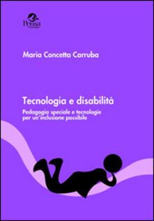 Winniearcher.com Tecnologia e disabilità. Pedagogia speciale e tecnologie per un'inclusione possibile Image