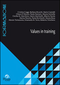 Values in training