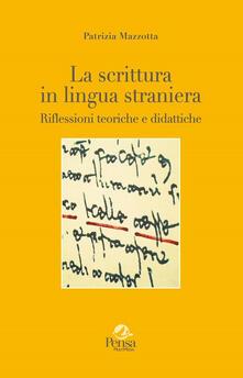 Antondemarirreguera.es La scrittura in lingua straniera. Riflessioni teoriche e didattiche Image