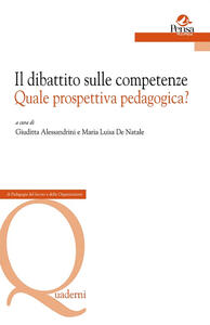 Il dibattito sulle competenze. Quale prospettiva pedagogica?