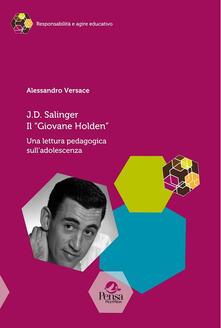 Cefalufilmfestival.it J.D. Salinger Il «Giovane Holden». Una lettura pedagogica sull'adolescenza Image