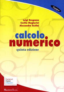 Winniearcher.com Calcolo numerico. Con espansione online Image