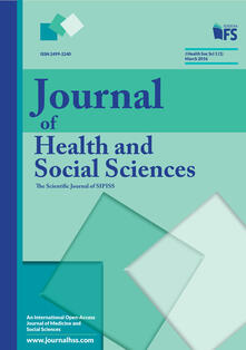 Journal of health and social sciences (2016). Vol. 1: March..pdf