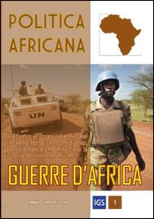 Nordestcaffeisola.it Politica africana (2014). Vol. 1 Image