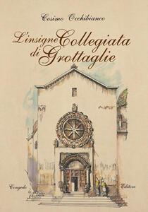 L' insigne collegiata di Grottaglie