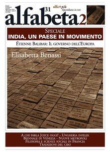 Alfabeta2. Vol. 31 - Elisabetta Benassi - ebook