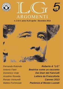 LG Argomenti aprile-dicembre 2013 - LG Argomenti - ebook