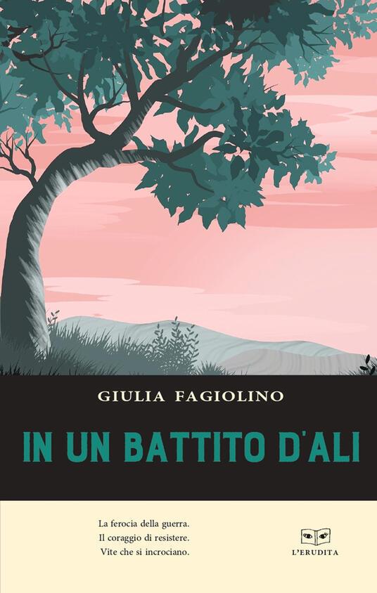 In un battito d'ali - Giulia Fagiolino - copertina