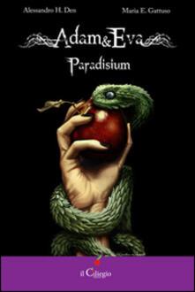 Cocktaillab.it Adam&Eva. Paradisium Image
