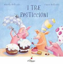 Listadelpopolo.it I tre pasticcioni. Ediz. illustrata Image