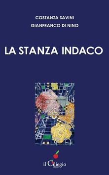 La stanza indaco - Gianfranco Di Nino,Costanza Savini - ebook
