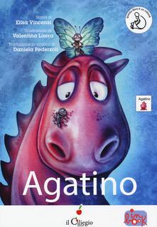 Mercatinidinataletorino.it Agatino. In CAA (Comunicazione Aumentativa Alternativa). Ediz. a colori Image