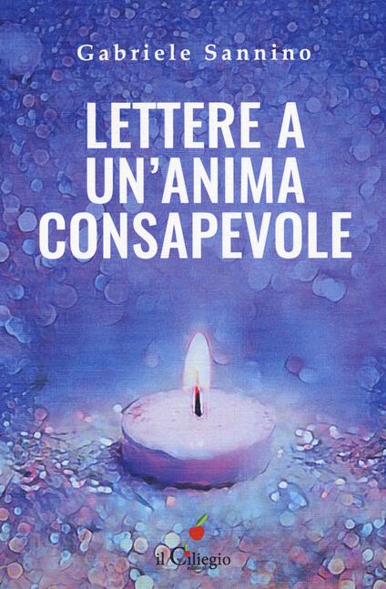 Lettere a un'anima consapevole. Quello che dovresti sapere sulla vita e sulla nostra umanità - Gabriele Sannino - copertina