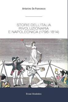 Grandtoureventi.it Storie dell'Italia rivoluzionaria e napoleonica (1796-1814) Image