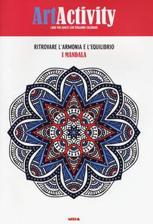 Antondemarirreguera.es Art activity. Ritrovare l'armonia e l'equilibrio. I mandala Image