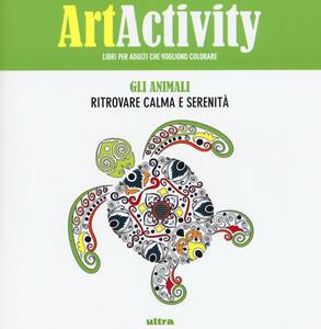 Art activity pocket. Gli animali. Ritrovare calma e serenità