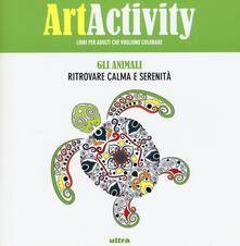 Art activity pocket. Gli animali. Ritrovare calma e serenità.pdf