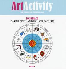 Librisulrazzismo.it Art activity. Lo zodiaco. Pianeti e costellazioni della volta celeste Image
